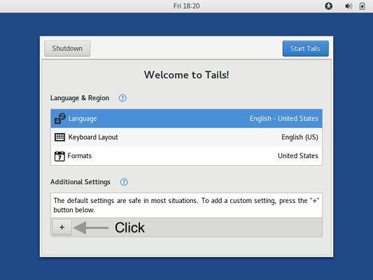 tails_login_screen